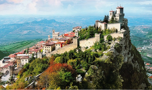 Włochy - San Marino